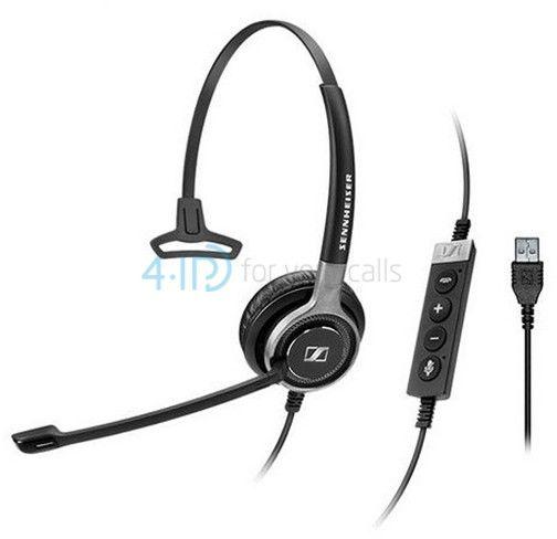 Sennheiser SC 630 USB słuchawka z mikrofonem do PC (złącze USB-A)
