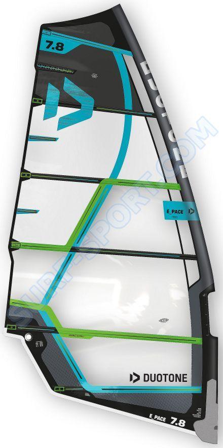 Żagiel Windsurfingowy Duotone E_Pace 2020 C25- Black/White