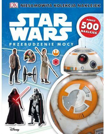 Star Wars. Przebudzenie mocy. Wielka kolekcja naklejek