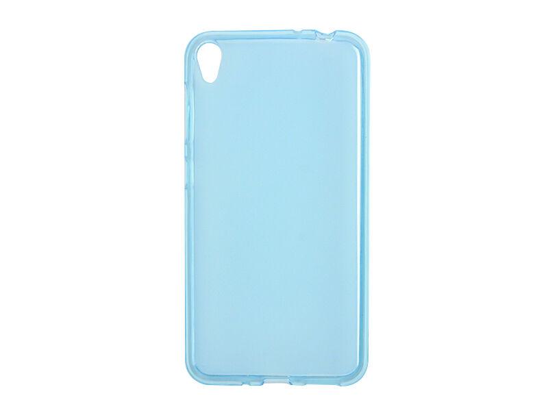 Asus Zenfone Live (ZB501KL) - etui na telefon FLEXmat Case - niebieski