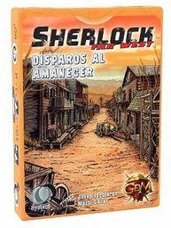 Sherlock Far West: nagrania przy wschodzie słońca