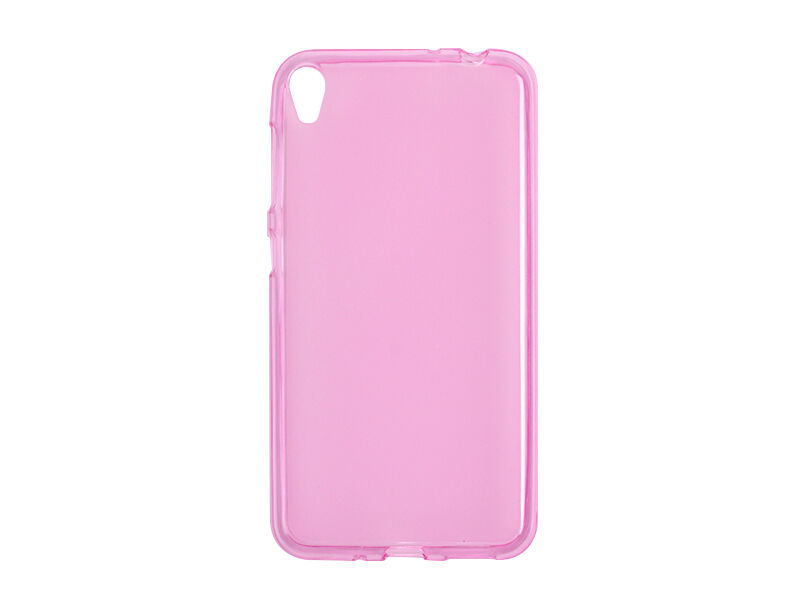 Asus Zenfone Live (ZB501KL) - etui na telefon FLEXmat Case - różowy