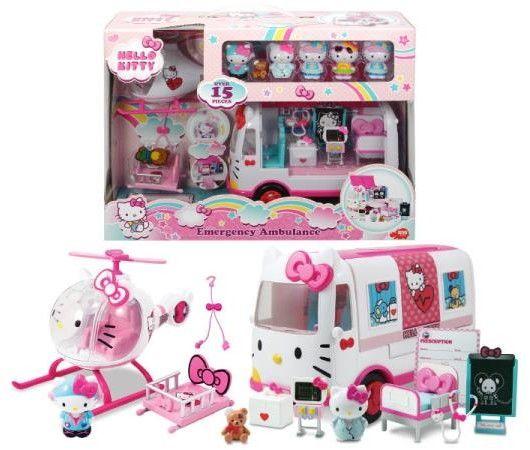 Hello Kitty - Ambulans ratunkowy 3246001