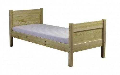 Łóżko sosnowe Classic