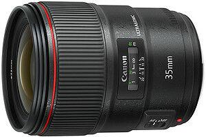 Obiektyw Canon EF 35mm f/1.4 L II USM + Gratis Adapter Canon EF-EOS R - Gotowy do pracy z bezlusterkowcem Canon EOS R