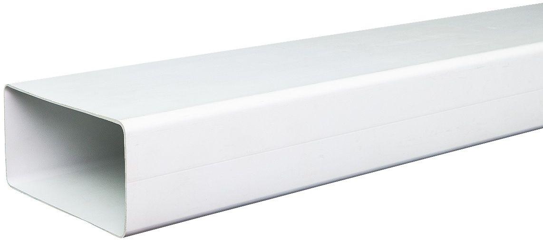 Kanał płaski DOMUS 22x9 cm /1 m - 28 dni na zwrot - Wymiana 0 zł - Wysyłka 0 zł - fachowe doradztwo