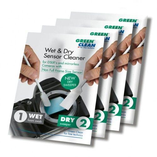 Green Clean GCSC-6060-1 Szpatułki Full Frame - 1 szt mokra + sucha
