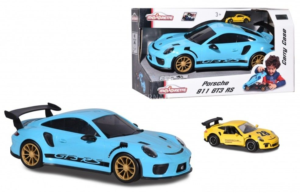 Majorette - Porsche 911 GT3 RS Carry Case 2058194