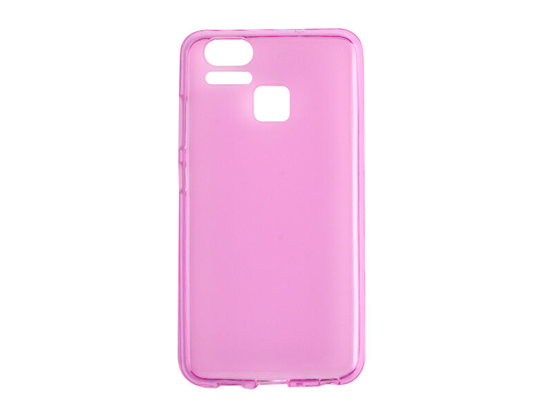 Asus Zenfone Zoom S (ZE553KL) - etui na telefon FLEXmat Case - różowy