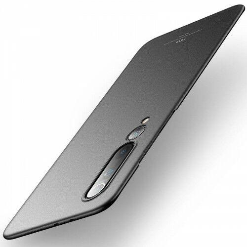 Etui MSVII Xiaomi Mi 10 Pro, matowe czarne