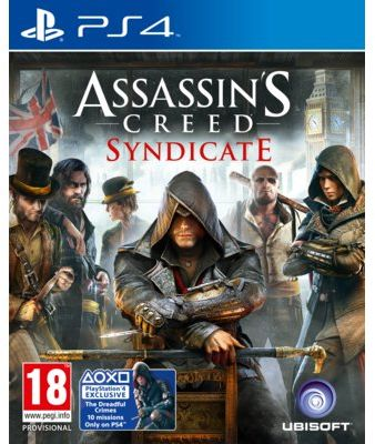 Gra PS4 Assassins Creed Syndicate
