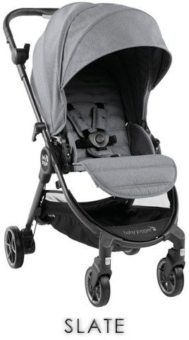 Baby Jogger City Tour LUX+GRATISY - Slate