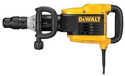 Młot wyburzeniowy DeWalt SDS-MAX 1500 W z kufrem