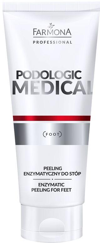 PODOLOGIC MEDICAL Peeling enzymatyczny do stóp 200ml