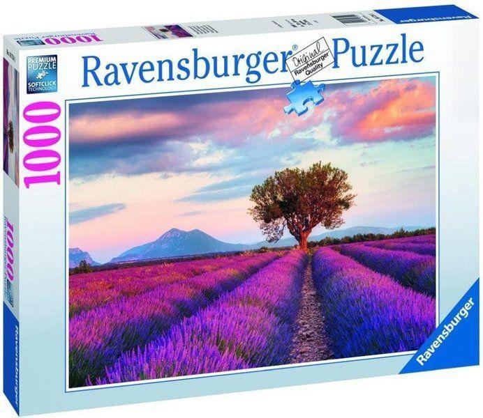 Puzzle 1000 Sielski krajobraz - Ravensburger