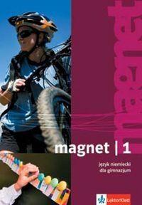 Magnet 1 podręcznik z płytą CD język niemiecki