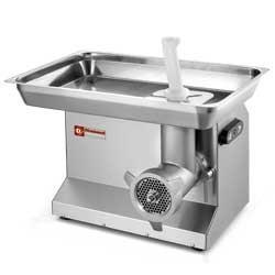 Maszynka do mielenia mięsa nastawna stal nierdzewna N  32 Ø6mm 300 kg/h 2200W 230V 610x479x(H)462/568mm