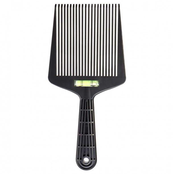 BlacKomb CK005 grzebień barberski do jeża afro z poziomicą