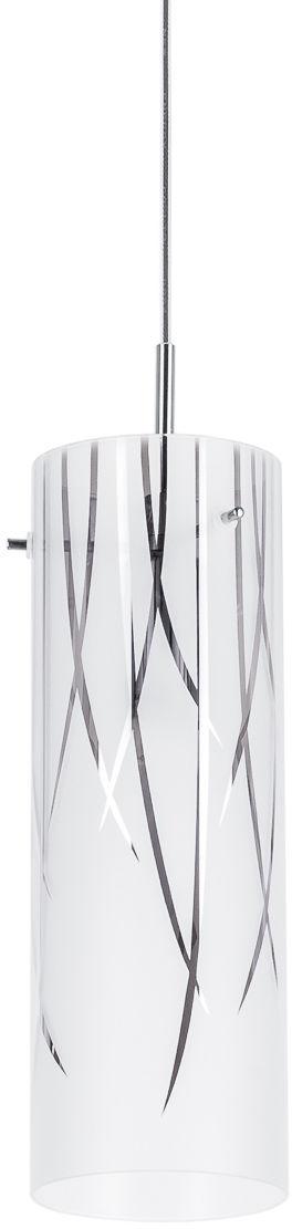 Italux lampa wisząca Kosma MDM1709-1 szklany klosz