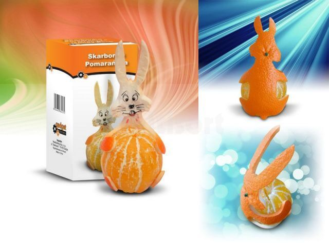 Skarbonka pomarańcza