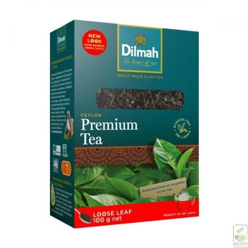 Dilmah Ceylon Premium Orange Pekoe liściasta 100g