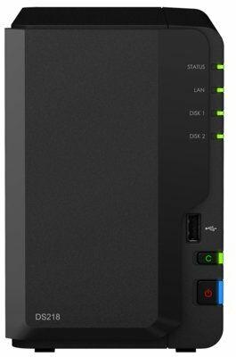 Serwer plików SYNOLOGY DS218 Dogodne raty! DARMOWY TRANSPORT!