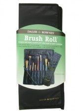 Etui do Pędzli Brush Roll Daler Rowney