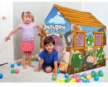 Domek namiot Angry Birds 102 x 76 x 114 cm Bestway 96115