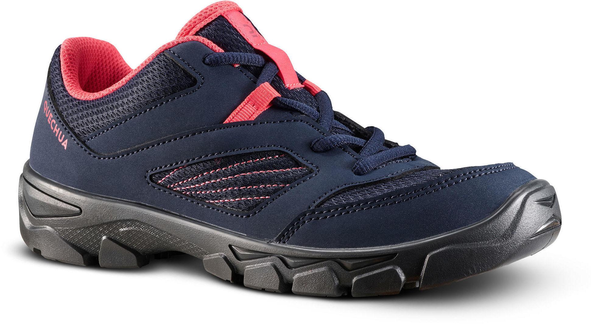 Buty turystyczne niskie - MH100 - dla dzieci