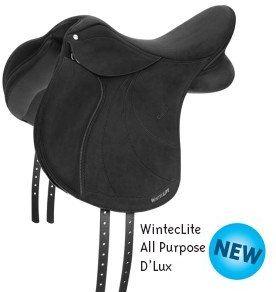 Siodło WintecLite D''Lux wszechstronne