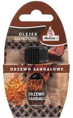 Olejek do nawilżaczy METROX Drzewo Sandałowe. Kup Taniej o 40 zł w Klubie.