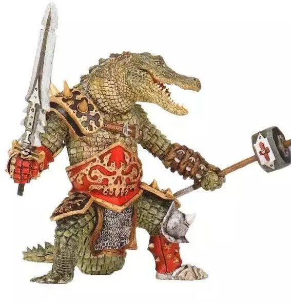 Krokodyl mutant - PAPO