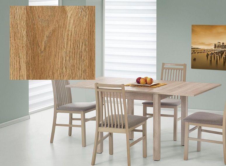 Stół rozkładany MARBELLA 80-160x80 dąb grandson