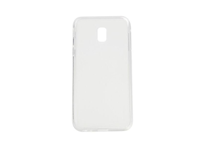 Samsung Galaxy J3 (2017) SM-J330 - etui na telefon FLEXmat Case - biały