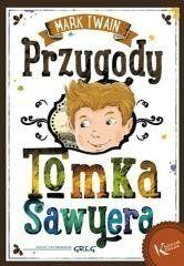 Przygody Tomka Sawyera kolor TW GREG - Mark Twain