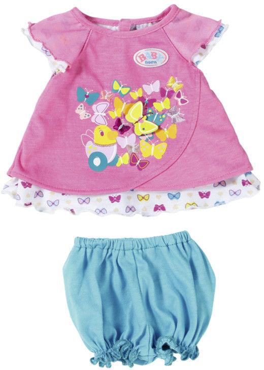 BABY born - Różowa sukienka w zestawie z majteczkami 823552B