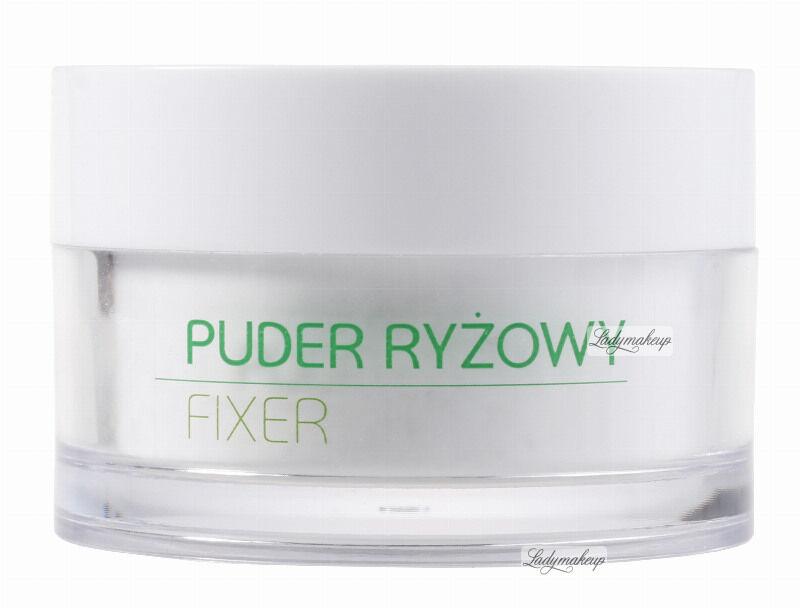 Ecocera - RICE POWDER FIXER - Puder ryżowy
