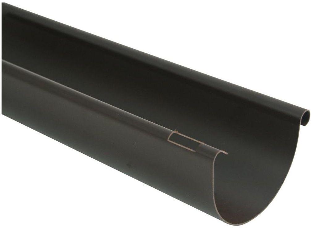 Rynna dachowa 100 mm Brązowa 2 MB MARLEY