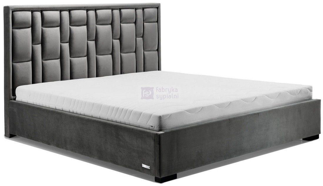 Łóżko PREMIUM 66 z pojemnikiem na pościel