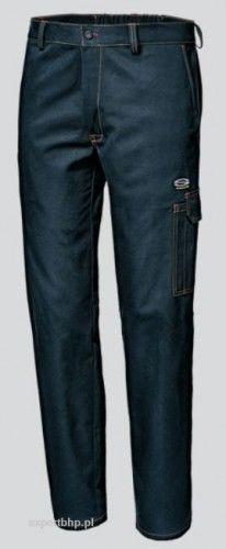 Spodnie do pasa SIR SYMBOL w kolorze granatowym