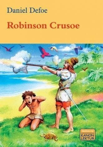 Robinson Crusoe Siedmioróg - Daniel Defoe
