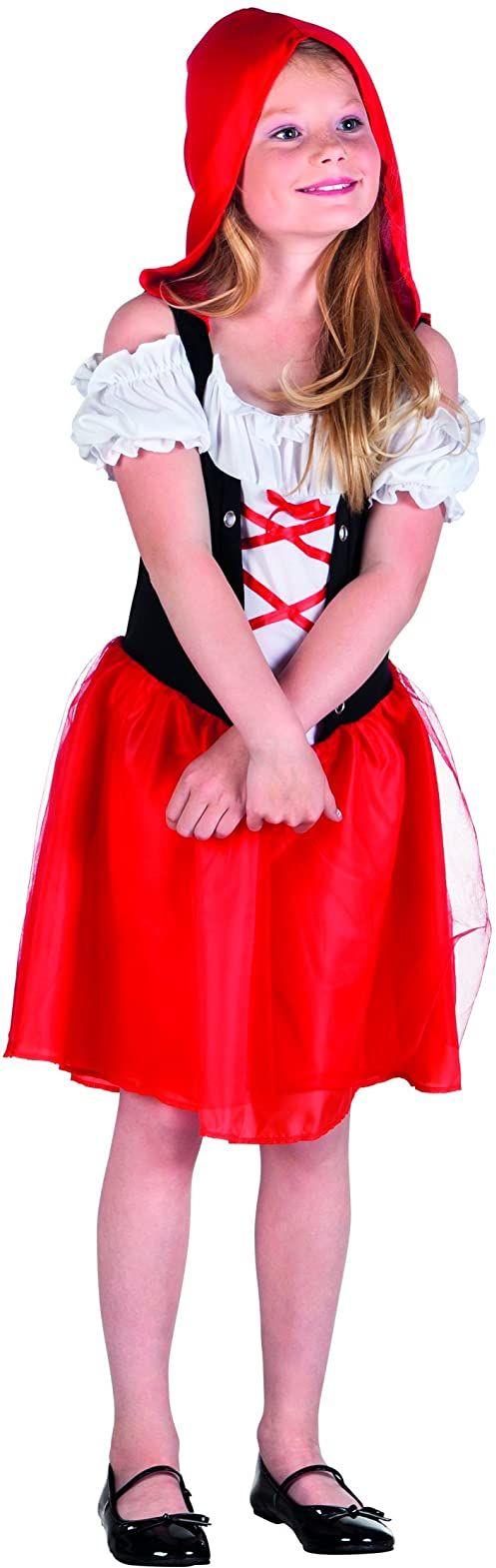 Boland 82198 - kostium dziecięcy Czerwony Kapturek, rozmiar 158