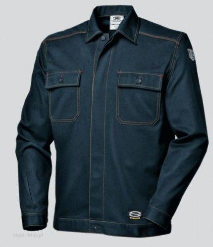 Bluza robocza SYMBOL SIR w kolorze granatowym