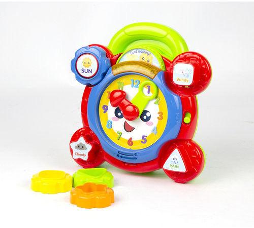 Mój pierwszy zegar