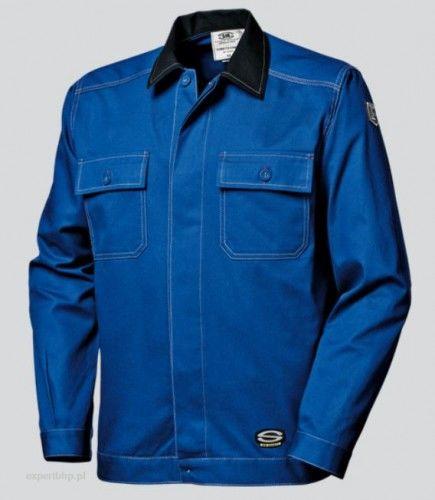 Bluza robocza SYMBOL SIR w kolorze niebieskim