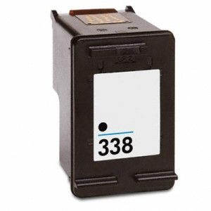 Zgodny tusz do HP 338 XL czarny