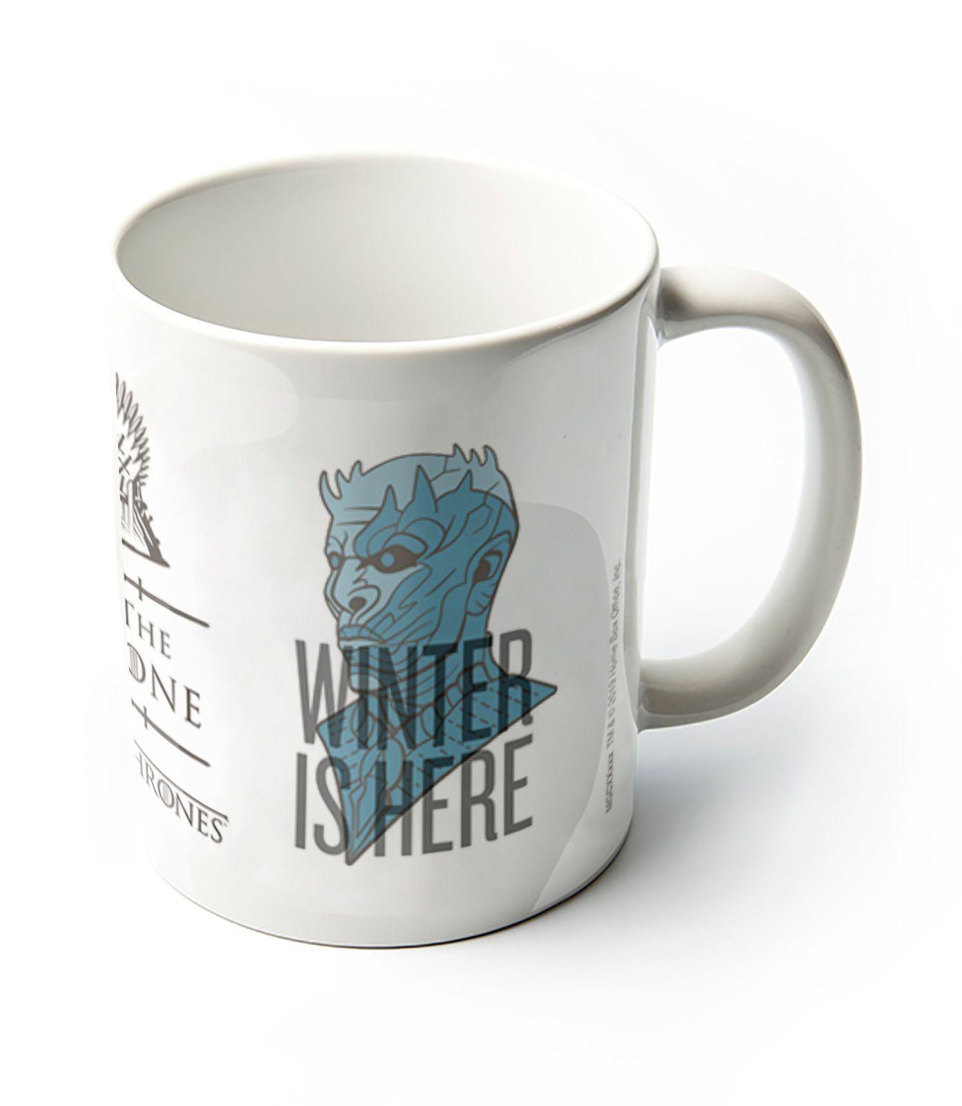 Gra o tron winter is here - kubek
