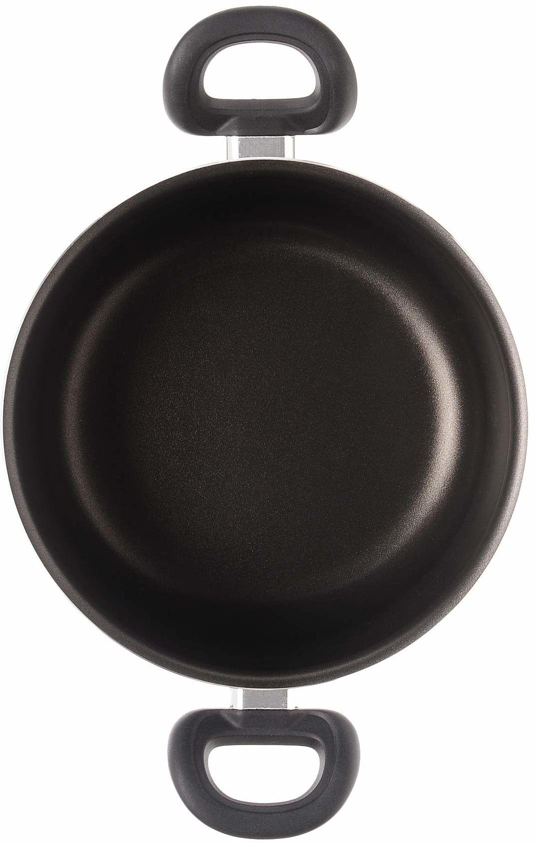 Alluflon Cucina garnek do duszenia, 28 cm, 7,8 l, aluminium