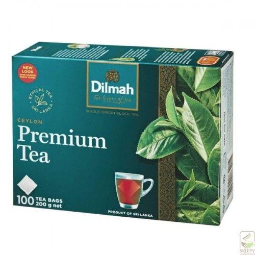 Dilmah Premium Ceylon ex100 bez zawieszek