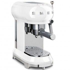 SMEG_Ekspres ECF01WHEU biały - Produkt na zamówienie ( TERMIN REALIZACJI 4- 6 TYGODNI ) -(22)8777777- Zadzwoń - Darmowa dostawa- Autoryzowany Partner marki SMEG